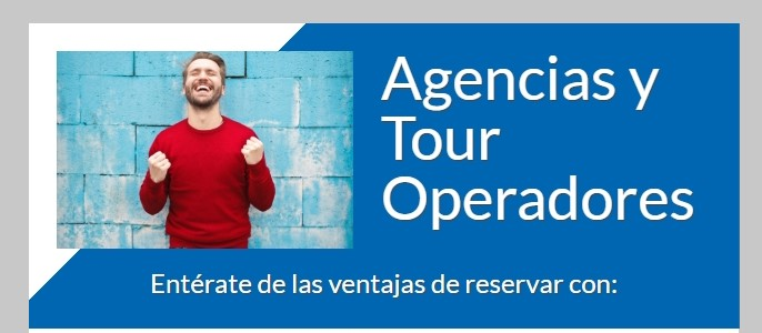 Traslados para agencias y tour operadores